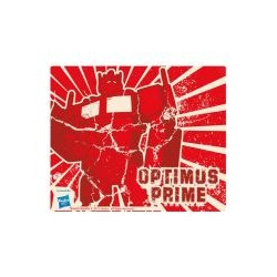 tapis de souris transformers - optimus prime