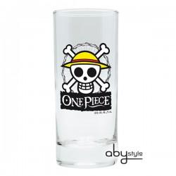 Verre ONE PIECE Skull Luffy X6