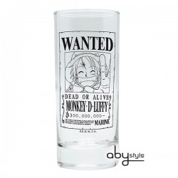 verres one piece luffy wanted
