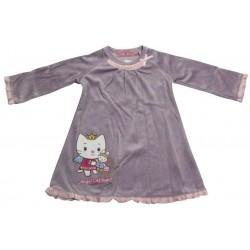 chemisette angel cat sugar violette (2 à 6 ans)