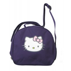 sac gouter fashion hello kitty violet