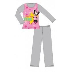 pyjama disney minnie you're a star ash (2 à 6 ans)