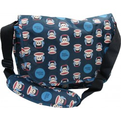 sac postier city sport paul franck space head bleu