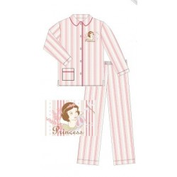 pyjama disney blanche neige rose (2 à 6 ans)