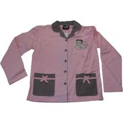 pyjama betty boop rose (8 à 14 ans)