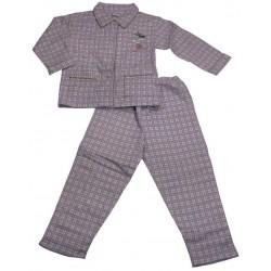 pyjama disney minnie pin up violet (4 à 12 ans)