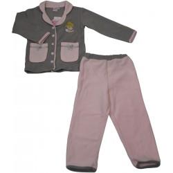 pyjama disney princess cendrillon gris (2 à 6 ans)