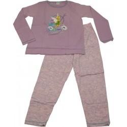 pyjama fairies fée clochette (5 à 10 ans)