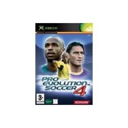 Pro Evolution Soccer 4 [XBOX]