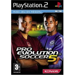 Pro Evolution Soccer 5 [PS2]