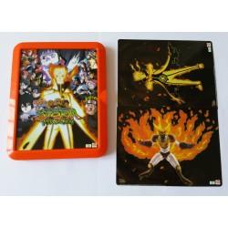 Boite collector Naruto Ultimate Ninja Storm Revolution