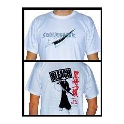 t-shirt bleach homme soulreaper