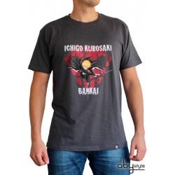 t-shirt bleach ichigo bankai