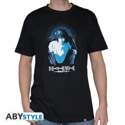 t-shirt death note l personnage