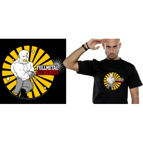 t-shirt - fma muscle