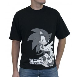 t-shirt sonic japan style
