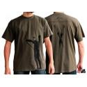 t-shirt le seigneur des anneaux : legolas