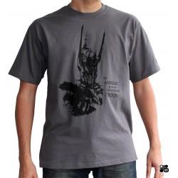 t-shirt le seigneur des anneaux : sauron