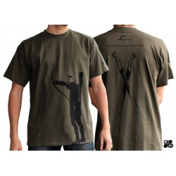 t-shirt le seigneur des anneaux : legolas uk