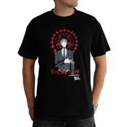 tshirt black butler : sebastian