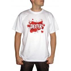 t-shirt dexter logo