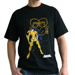 t-shirt saint seiya saga des gémeaux