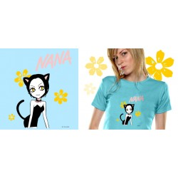 t-shirt nana chat