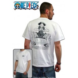 t-shirt one piece luffy wanted