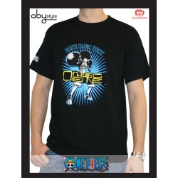 t-shirt one piece homme davy back fight