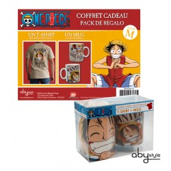 t-shirt one piece pack luffy wanted