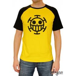 t-shirt one piece trafalgar law