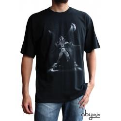 tshirt dark vador disco