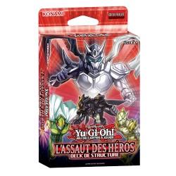 Yu-Gi-OH! Starter deck l'assaut des héros