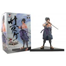 Figurine Sasuké Naruto Shippuden.