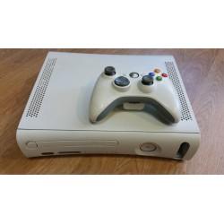 Console XBOX 360 120GO avec 39 Jeux