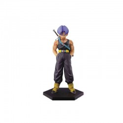 Figurine Dragon ball Z DXF Chozoushu Trunks 15cm !