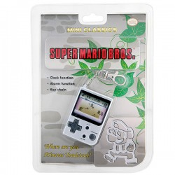 PRECO - Porte clef jeu electronique Super Mario Bros Nintendo