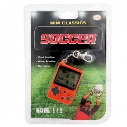 PRECO - Porte clef jeu electronique Football Nintendo