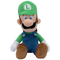 Peluche New super mario bros U: Luigi