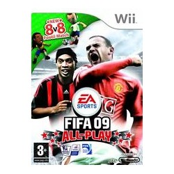 FIFA 09 ALL-PLAY [WII]