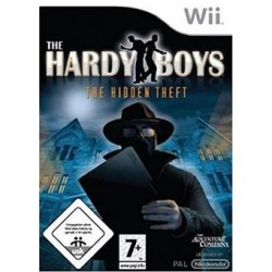 The Hardy Boys The Hidden Theft[WII]