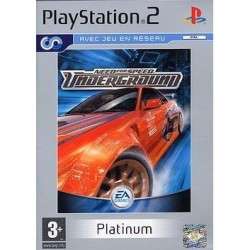 Need For Speed Underground [PS2]