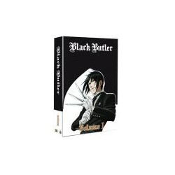Black Butler coffret dvd volume 1 épisode 1 à 8