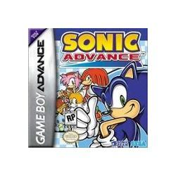 Sonic Advance [GBA]