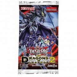 Boosters Yu-gi-oh! Dragons de Lgende 2