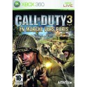 Call of Duty 3 version anglaise [XBOX 360]