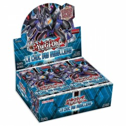 Booster Yug-Gi-Oh! Le Choc des rebellions