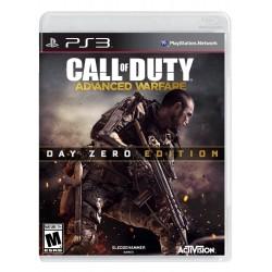 Call of Duty Advanced Warfare [PS3] Day zero Edition