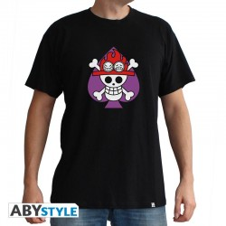 T-Shirt ONE PIECE - Basic Homme Ace Spade
