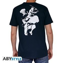 Tshirt ONE PIECE 3 héros New World